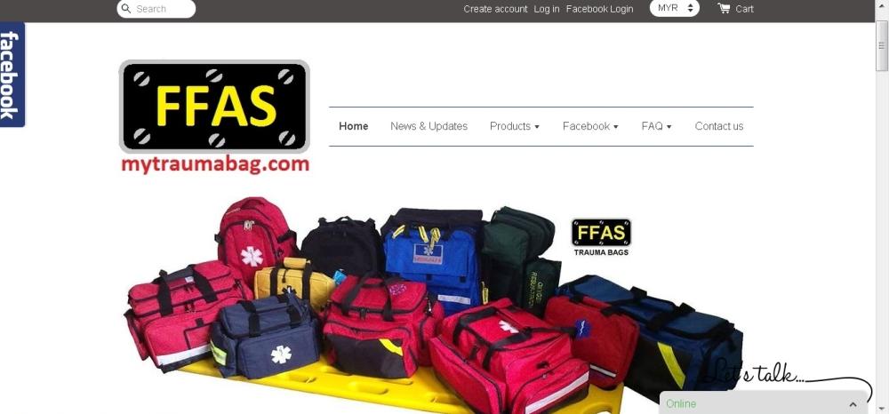 Trauma Bag Malaysia