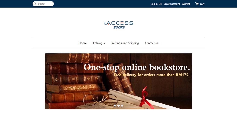 iACCESS BOOKS