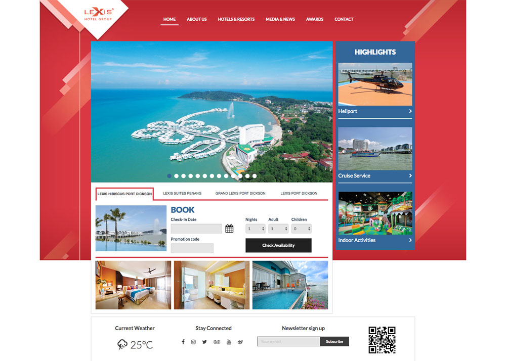 Lexis Hotel Group