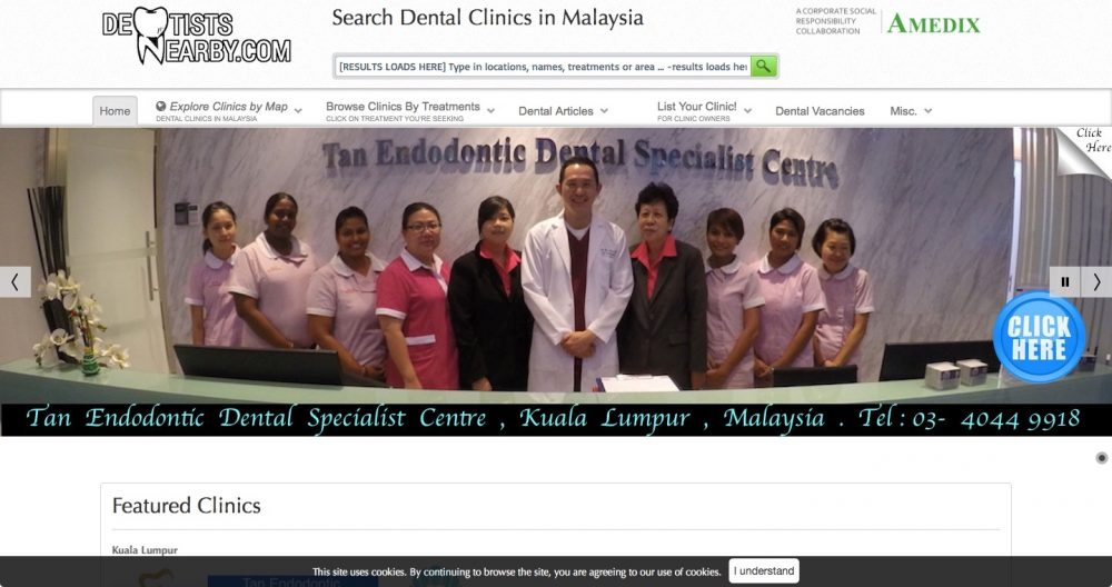 Most Updated Dental Directory In Malaysia