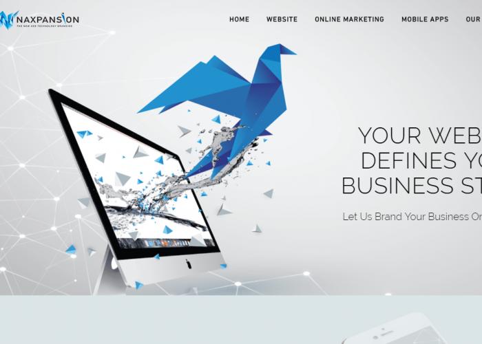Naxpansion | Website Design & Creative Digital Marketing Agency