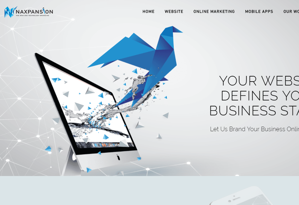 Naxpansion | Website Design & Creative Digital Marketing Agency