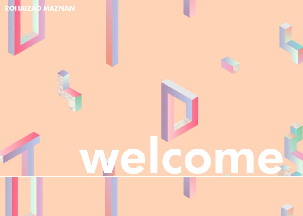 Rohaizad Maznan Portfolio