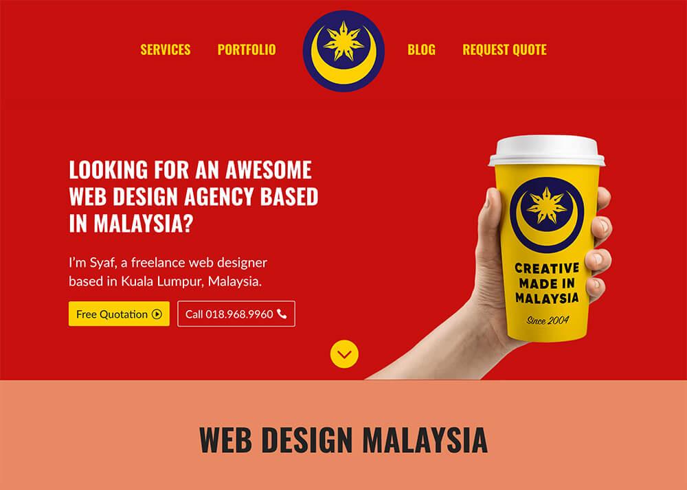Syaf Web Design Malaysia