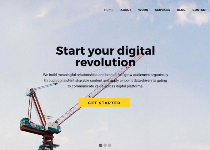 K&A Creatives 2017 Site
