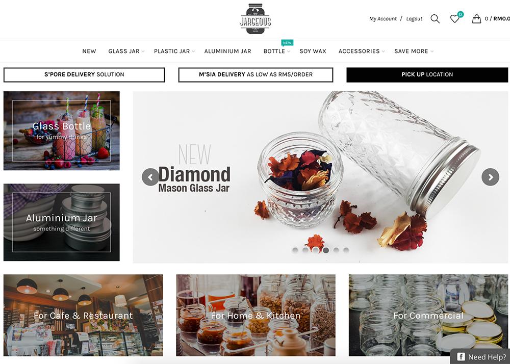 Malaysia Online Jar Specialist Store