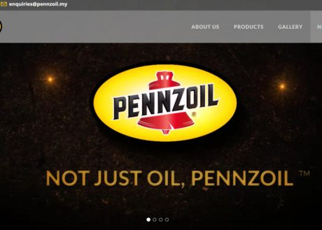 Not Just Oil, Pennzoil