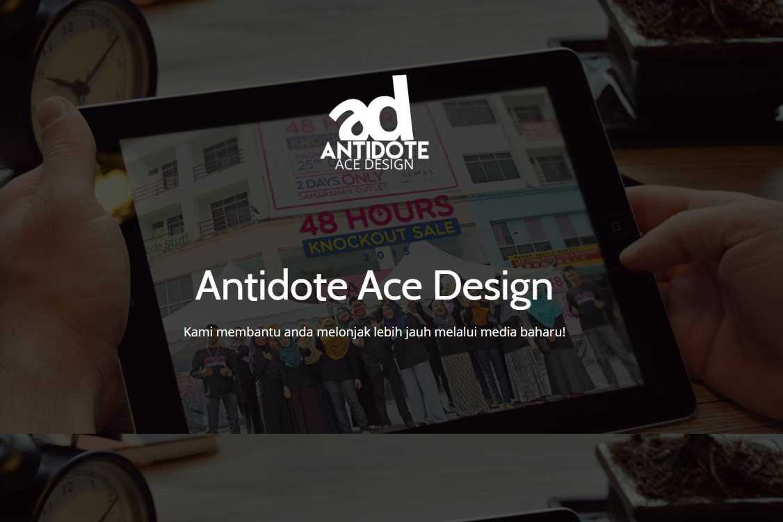 Antidote Ace Design