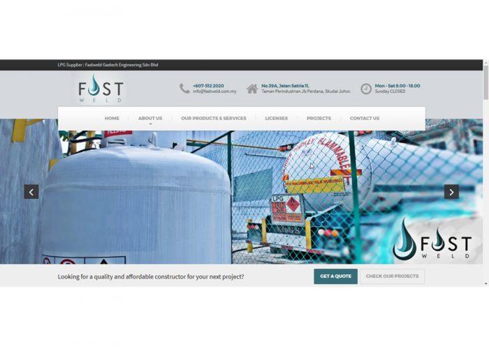 Fastweld Gastech Engineering Sdn Bhd