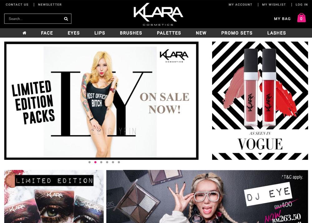 Klara Cosmetics