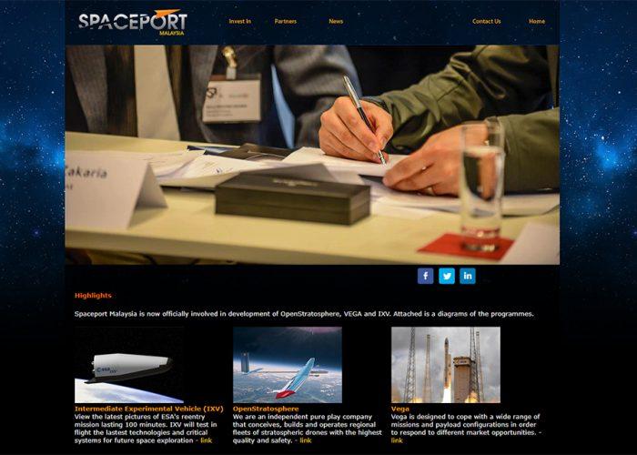 Spaceport Malaysia