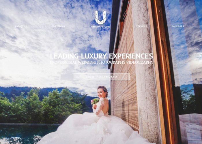 UWedding Studio | Professional Photography, Wedding