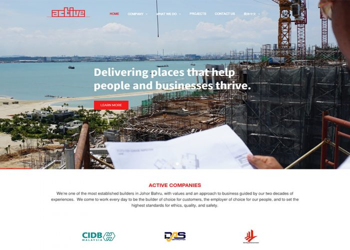 Active Building Construction Sdn Bhd