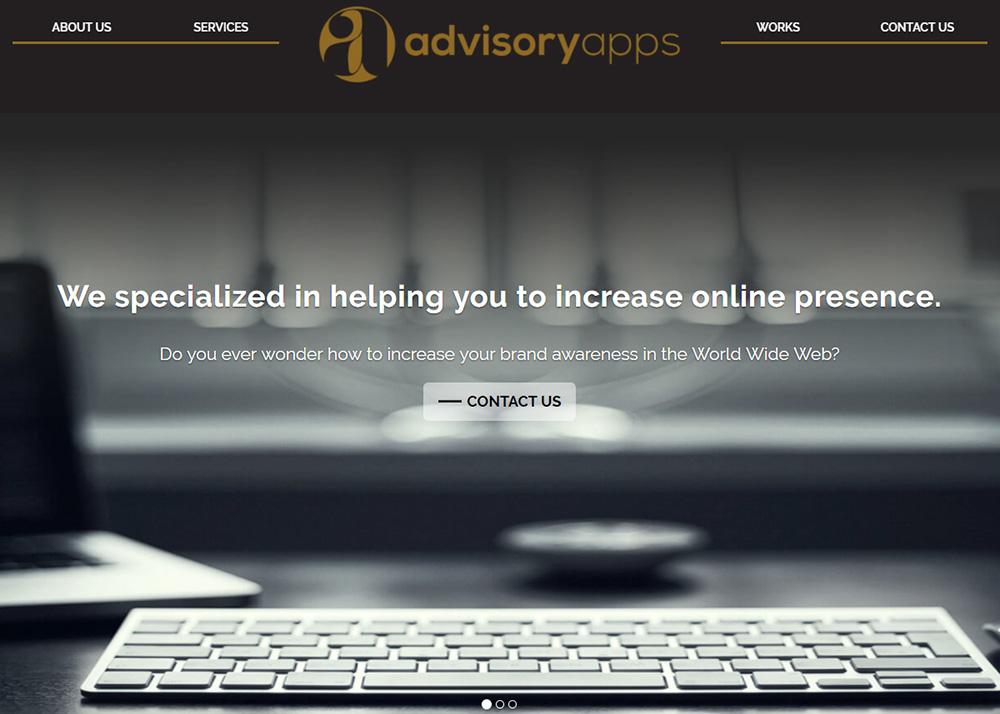 Advisory Apps