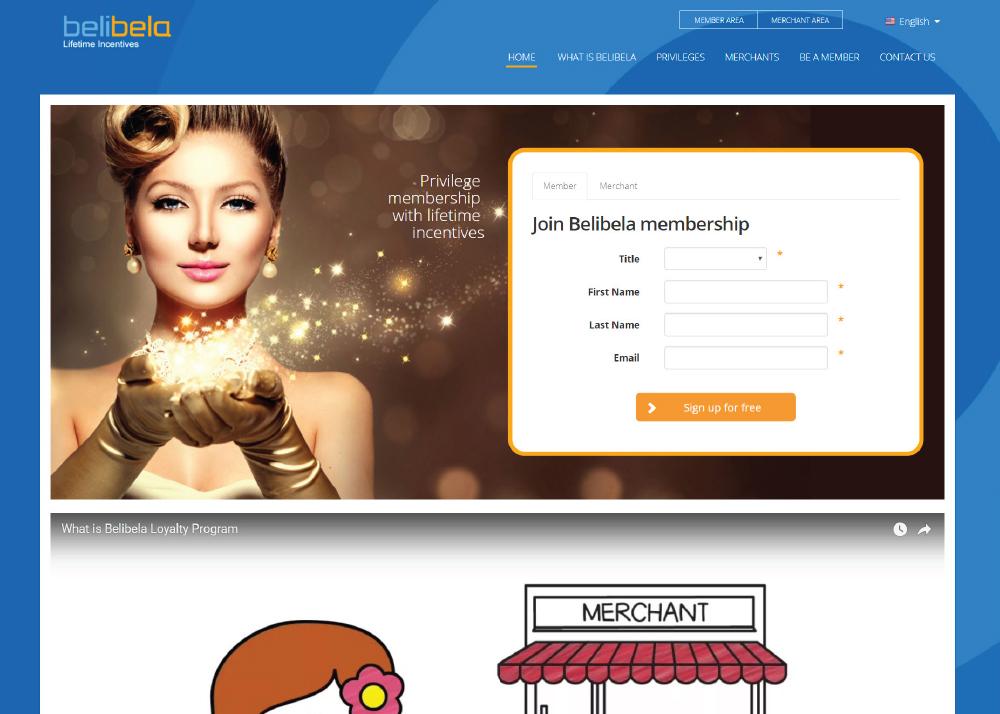 Belibela – Digital Loyalty Program