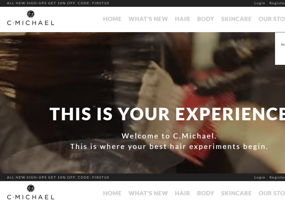 C.Michael – Professional Hairdressing & Beauty Salon