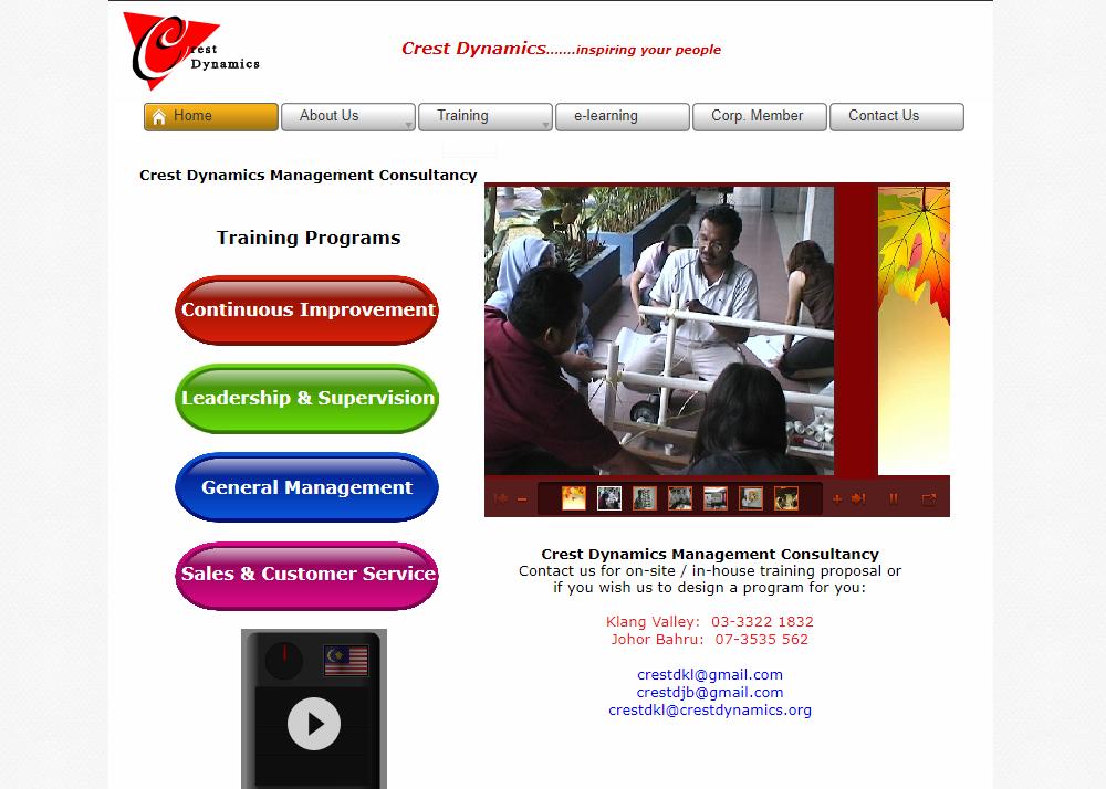 Crest Dynamics Management Consultancy