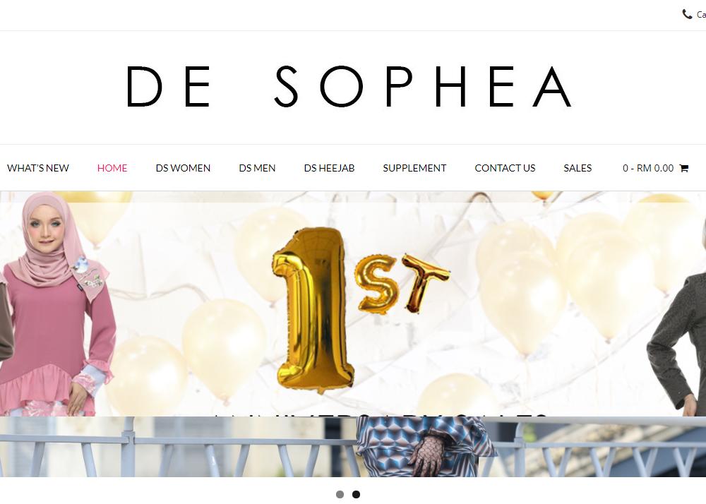 DE SOPHEA | Online Fashion