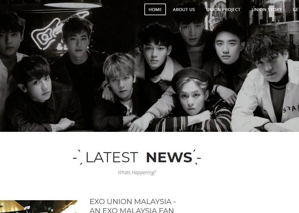 EXO UNION MALAYSIA