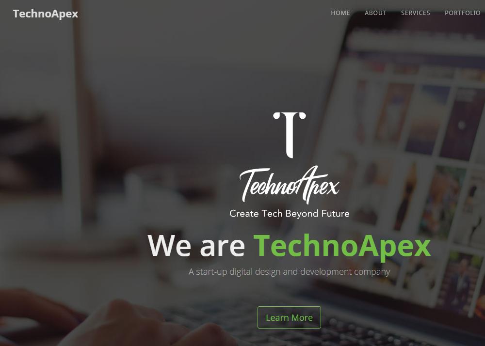 TechnoApex – IT Company