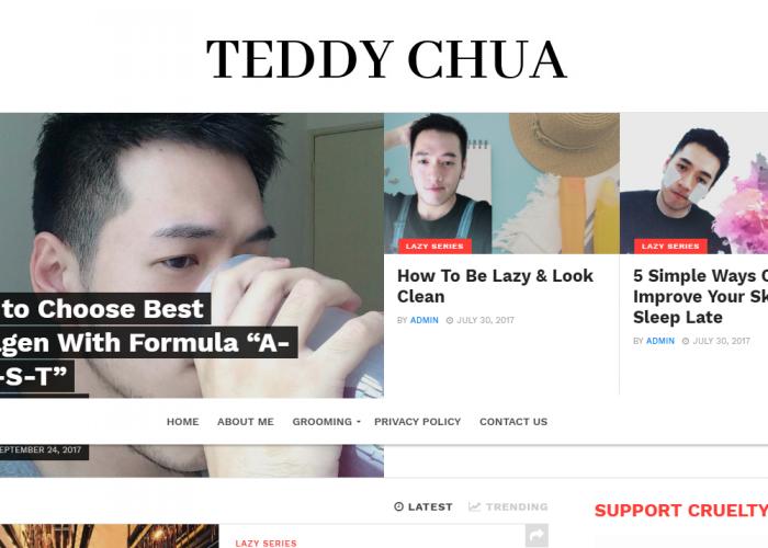 TEDDY CHUA