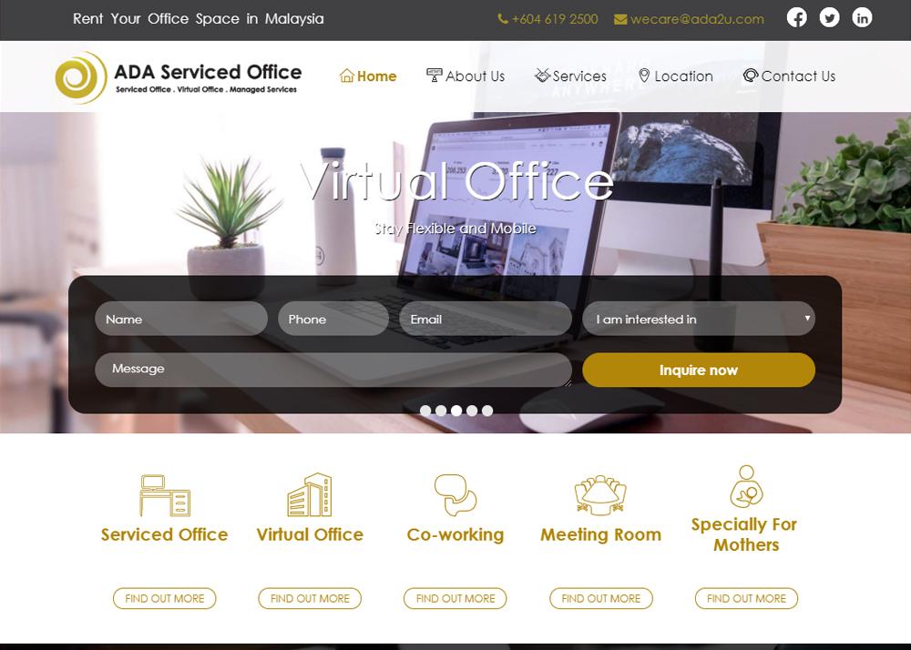 ADA Serviced Office