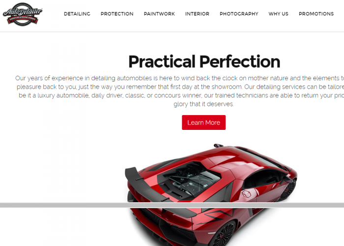 AutoDetailer – Best Car Detailing Choice‎