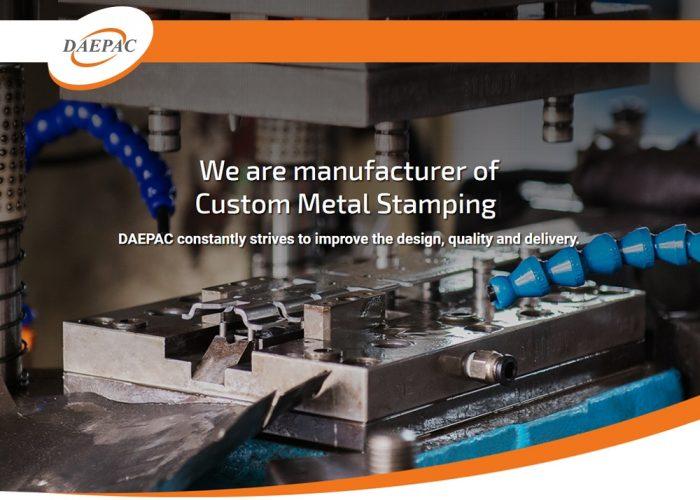 Daepac – Custom Metal Stamping