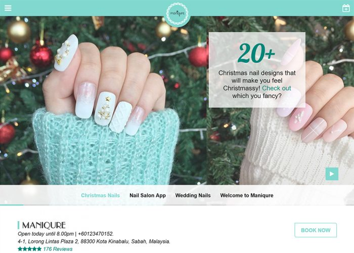 Maniqure – Best Nail Salon in Malaysia