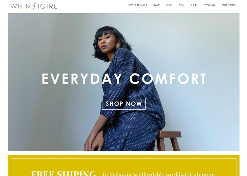 WHIMSIGIRL – Everyday Clothing
