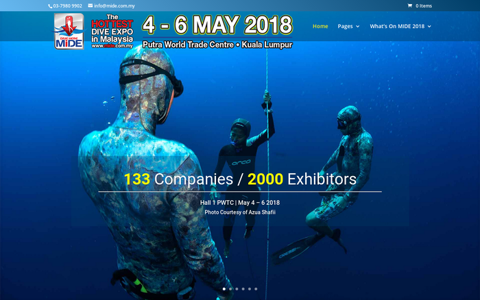 Malaysia International Dive Expo