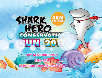 Shark Hero | Conservation Run 2017