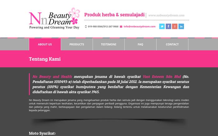 NN Beauty Dream