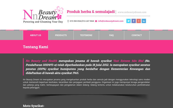 NN Beauty Dream