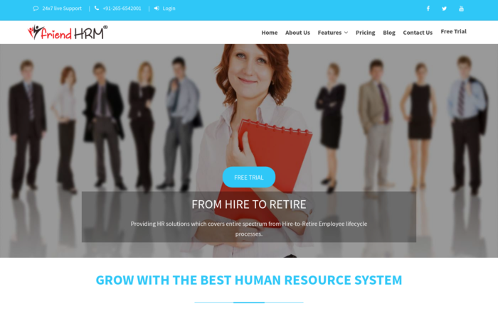 FriendHRM – HR and Payroll Software for Malaysia