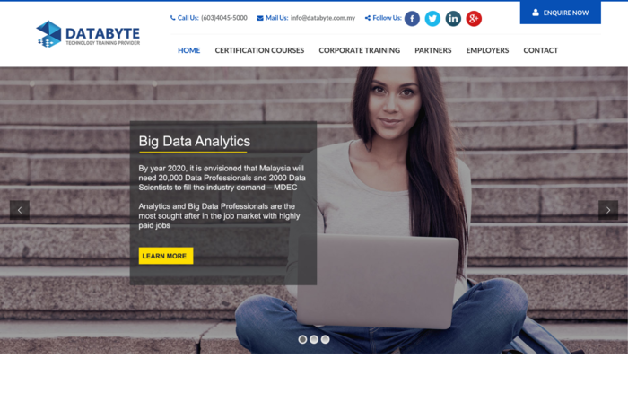 Learning Management System – Big Data Malaysia