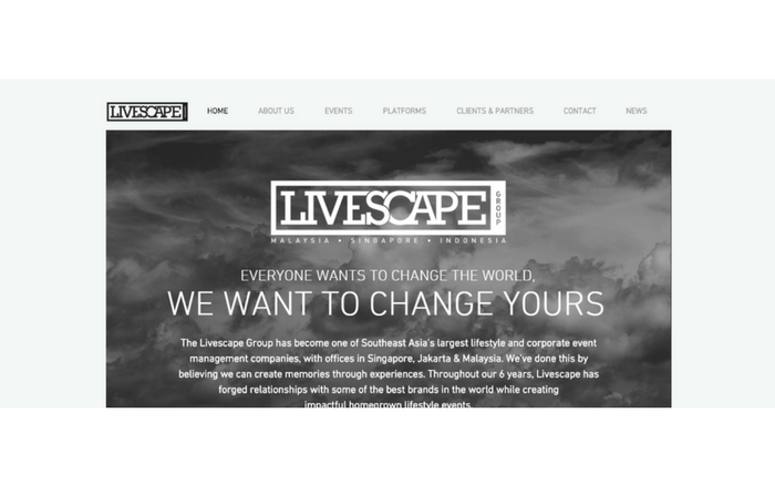The Livescape Group | Event Management In Asia