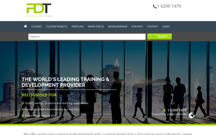 Professional Development Training PTE. LTD.