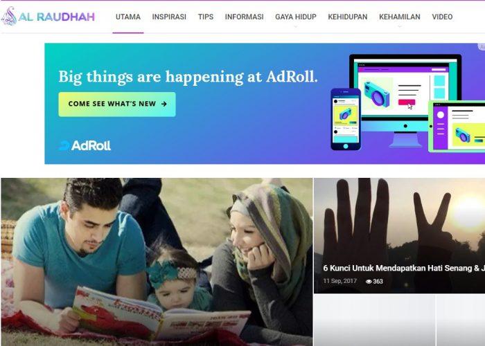 Al Raudhah – Laman Informasi Dan Inspirasi