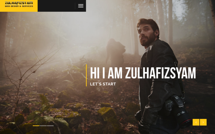 Zulhafizsyam.com – Professional Website Design and Services