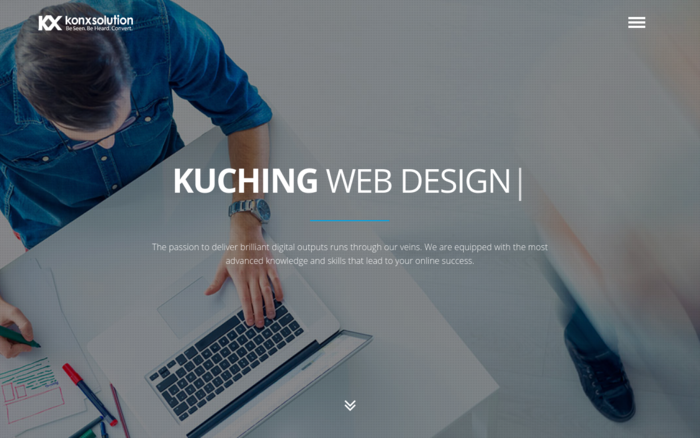 Konx Solution – Web Design Company