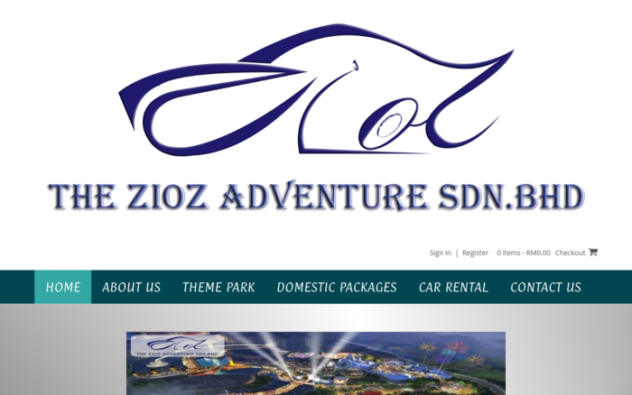 THE ZIOZ ADVENTURE – REAL ADVENTURE BEGINS HERE