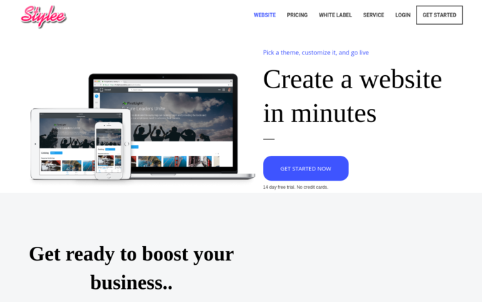 Website Builder | E-Commerce Platform