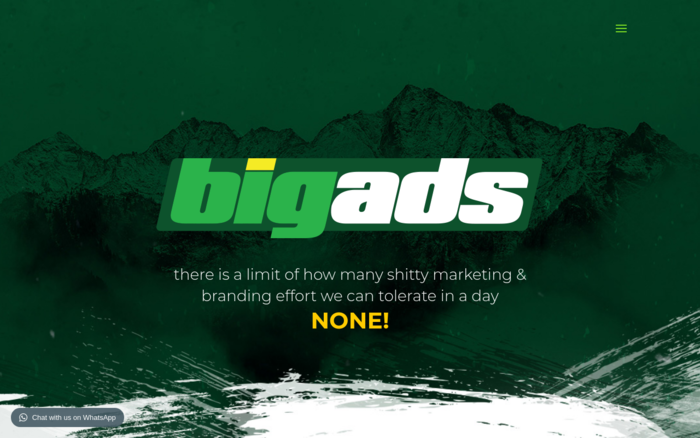BigAds Creative Digital Marketing Agency