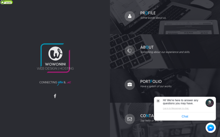 WoWoNiNi – Web Design | Hosting