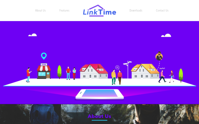 LinkTIME – Smart Community Mobile Application from Malaysia