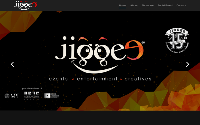 Jiggee :: Event Management Asia