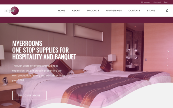 MyerRooms – EXPERTS IN HOSPITALITY INDUSTRY