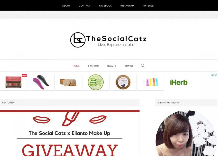 TheSocialCatz Lifestyle Blog