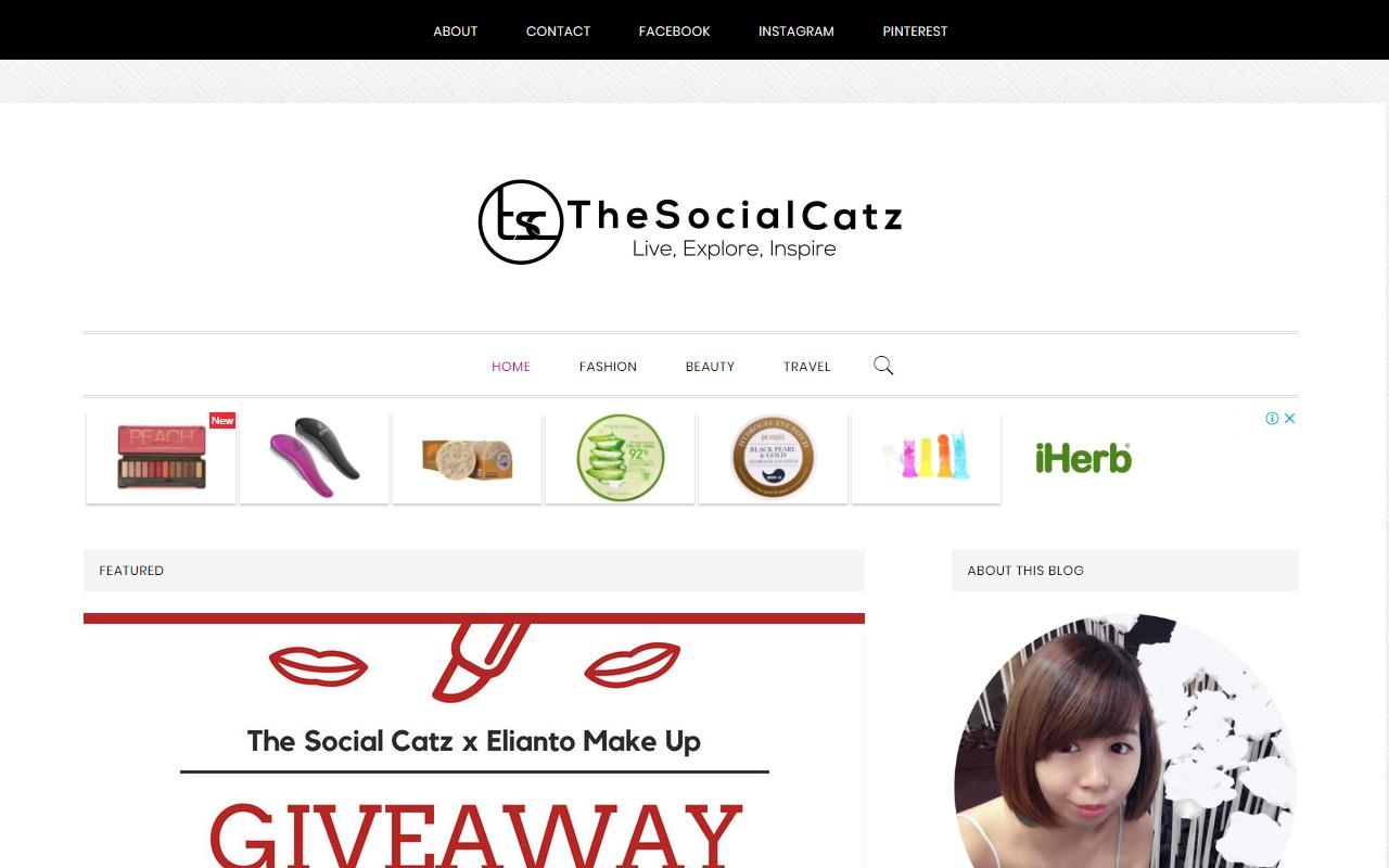 TheSocialCatz Lifestyle Blog